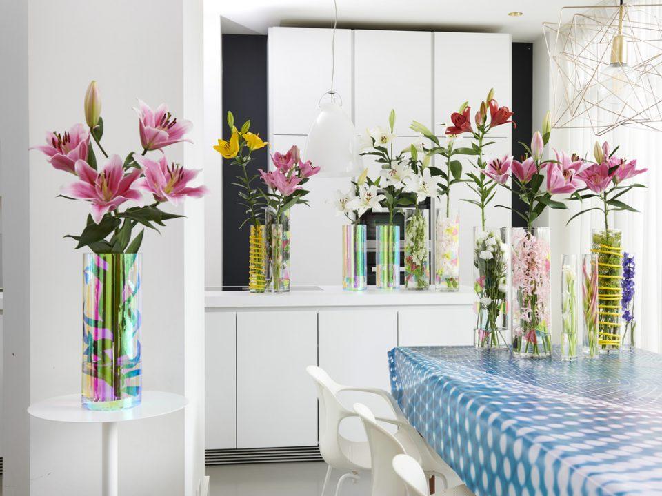 Ingrosso fiori giglio lilium gigli