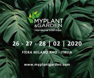 myplant & garden 2020 milano fiera