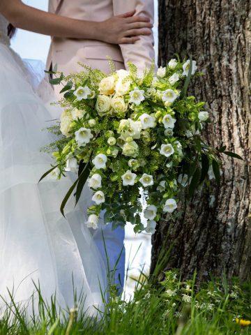 bouquet matrimoniali lisianthus